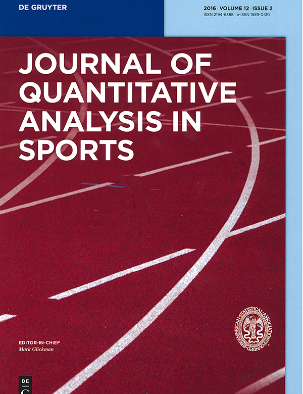 Journal of Quantitative Analysis in Sport