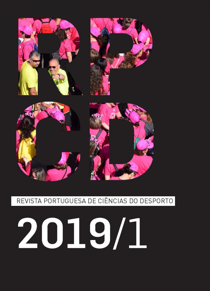 RPCD Revista Portuguesa de Ciência do Desporto